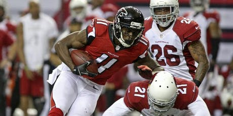 Ultimate Fan Experience: Atlanta Falcons vs Arizona Cardinals tickets