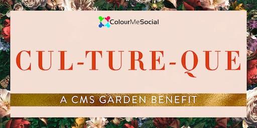 Cul-Ture-Que: A CMS Garden Benefit!