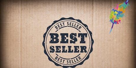 Die Bestseller-Schmiede! Seriöser Erfolgsplan für Autorinnen und Autoren tickets