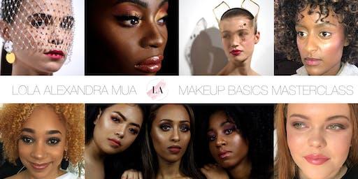 Lola Alexandra Makeup Basics Masterclass