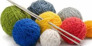 Knitting and Crochet group. Beginners to advanced