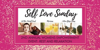 Rest and Relaxation on a Sunday -Annual Women Empowerment Event