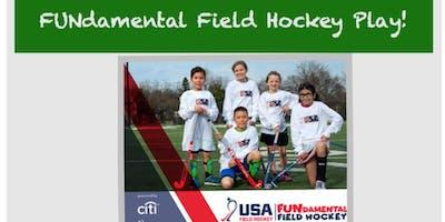 FREE Fundamental Field Hockey Clinic