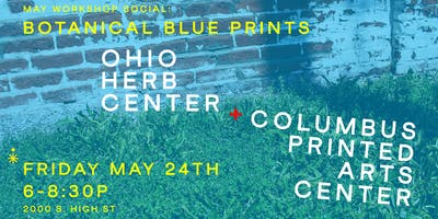 May Workshop Social: Botanical Blueprints with the Ohio Herb Center