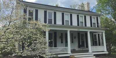 Midway Woman's Club Historic Homes Tour 2019