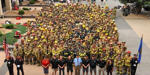 OKC 9/11 Memorial Stair Climb - 2019 -