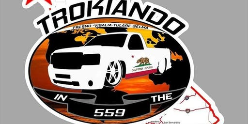 TROKIANDO IN THE 559