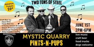 Mystic Quarry's 2nd Annual Pints-N-Pups Charity Event