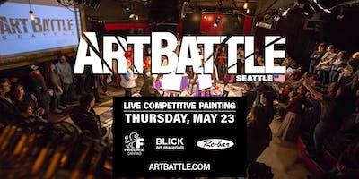Art Battle Seattle - May 23, 2019