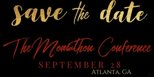 The Running A Momathon Conference 2019: Bigger, Better, Blossoming!