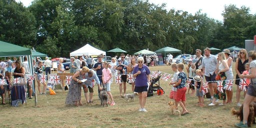 Turners Hill Village Fete and Fun Dog Show