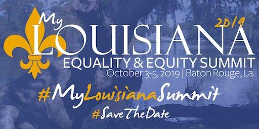 2019 My Louisiana Equality & Equity Summit