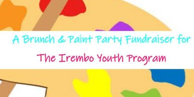 Paint and Pancakes, a Brunch & Paint Party Fundraiser for Irembo Youth