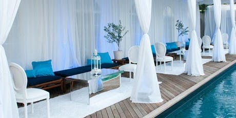 Exhale ATL All White Pool Party Social / Release Ceremony Host: Nadine Fair tickets