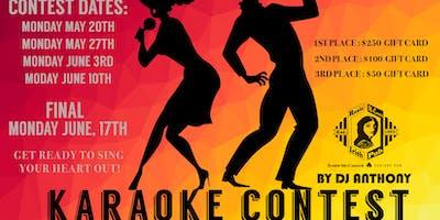 Rosies Karaoke Contest
