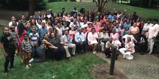 47th Annual Williams Family Reunion