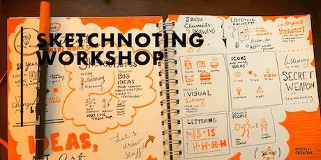 Sketchnoting Workshop tickets
