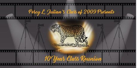 Percy L. Julian's Class of 2009 Ten Year Class Reunion tickets
