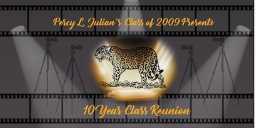 Percy L. Julian's Class of 2009 Ten Year Class Reunion