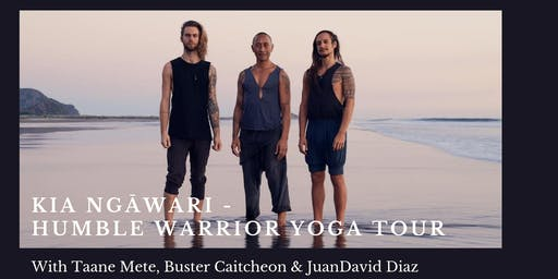 Humble Warrior Yoga Tour