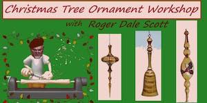 Making a Christmas Tree Ornament - Woodpops...