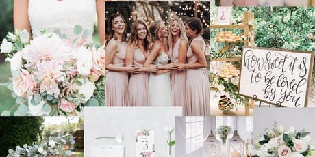 Blushing Bride Styled Shoot tickets