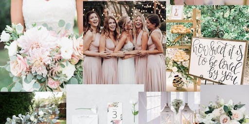 Blushing Bride Styled Shoot