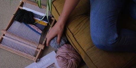 Mindful Weaving Workshop tickets
