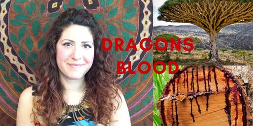 October/November Dragon's Blood Workshops