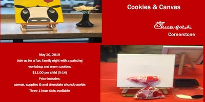 Cookies & Canvas