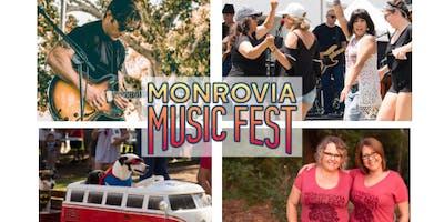 6th Annual Monrovia Music Fest
