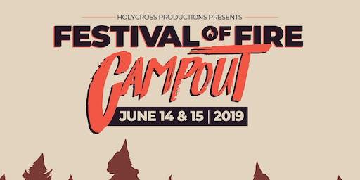 Festival of Fire 'Campout'