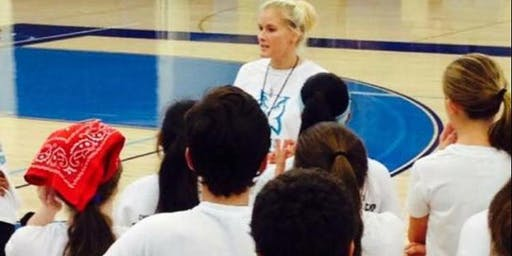Passionate Motivation All Skills Volleyball Camp