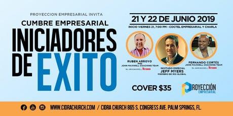 Cumbre Empresarial Iniciadores de Exito West Palm Beach tickets