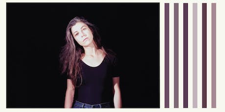 Julia Holter with Ana Roxanne and Pelvis Wrestley tickets