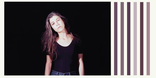 Julia Holter with Ana Roxanne and Pelvis Wrestley