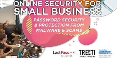 [Darwin] Small Business Security: Managing Passwords & Protection from Malware & Scams