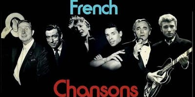"""""""From Paris With Love"""" The Best of French Chansons Feat. So French Cabaret"""