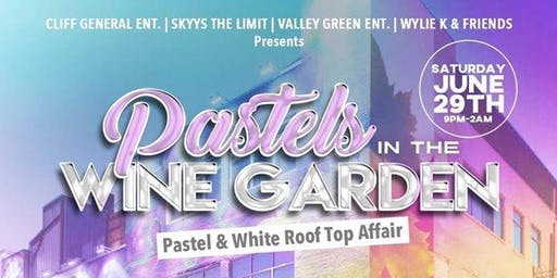 """""""Pastel & White Roof Top Affair"""""""