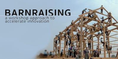 NBI Startup Showcase - Barn Raising - A Technique to Accelerate Collaboration