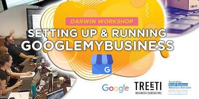 [Darwin] GoogleMyBusiness: Setting up, optimising and maintaining your profile
