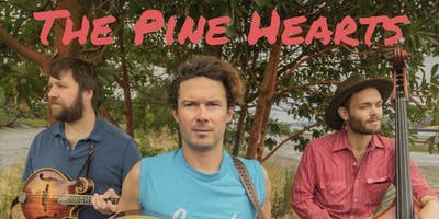 THE PINE HEARTS + KARLIN ELMORE & LINDSAY AUTUMN