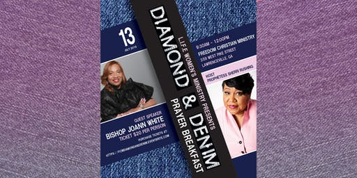 Diamond and Denim Prayer Breakfast