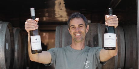 Meet the Winemaker Dinner: Dom Maxwell of Greystone Wines tickets