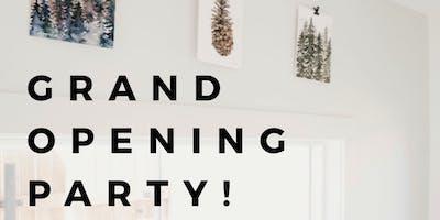 Studio Taft Grand Opening Party!