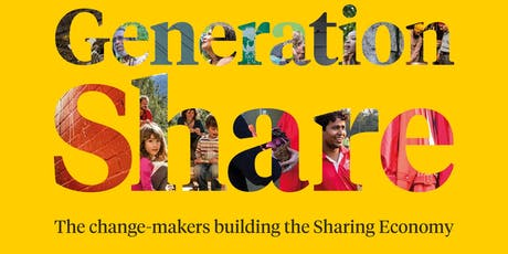 Barcelona Shares: Generation Share Book Launch with Benita Matofska & Sophie Sheinwald tickets