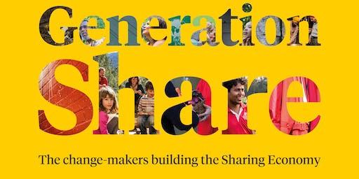 Barcelona Shares: Generation Share Book Launch with Benita Matofska & Sophie Sheinwald