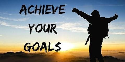 How to Achieve Your Goals and Target