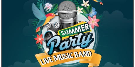 Summer party 2019 tickets