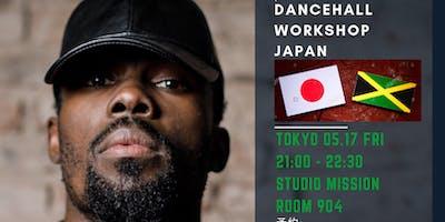 JR BLACK EAGLES - Dancehall Workshop Tokyo